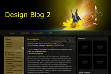 Design Blog 2 template